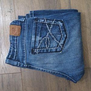 BKE Sabrina Bootcut Jeans Size 27